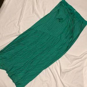 New York and Company Maxi Skirt